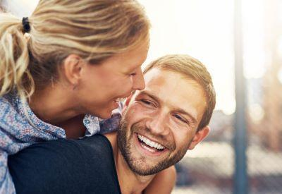 Couple | Dental Crowns Salem OR